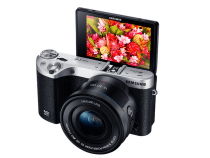 The Samsung NX500 Camera With 4K and UHD Video Recording Details