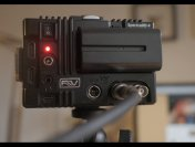 F&V SpectraHD4 Monitor / EVF on the URSA Camera Review from Daniel Peters