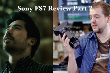 Sony FS7 Camera Review Part 2 from The Camera Store TV