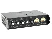 Azden FMX-42u 4 Channel Portable Mic/Line Mixer With USB Digital Audio Output