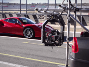 Ferrari 488 GTB Official Promo & Behind The Scenes on Blackmagic Cameras