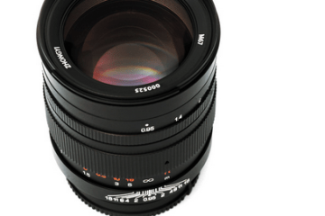 Genustech Mitakon 50mm f:0.95 SpeedMaster Lens for Sony E Mount