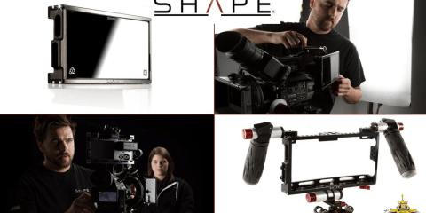 Shape Tease Atomos Shogun Gear