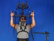 Atlas 2-Rod System with Dji Ronin in Inverted Mode from Michael Knowles