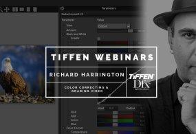 Colour Correcting & Grading Video with Tiffen Dfx v4