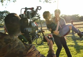 """""""FRAGMENTS"""" Behind the scenes with the Canon EOS C100 Mark II from The Delivery Men"""