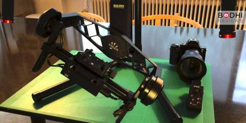 Moza Gimbal Ready to Go in 3 minutes and 20 seconds Out of The Box