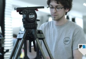 Sachtler Tripod Quick Release Demo from Focus24
