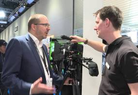 Sachtler Tripods from the BVE 2015 Show