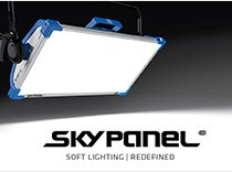 NAB 2015: ARRI SkyPanel a brand new Line of Soft Light LED Fixtures