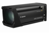 Canon Developing High Magnification Long Focal Length Broadcast 4K Zoom Lens