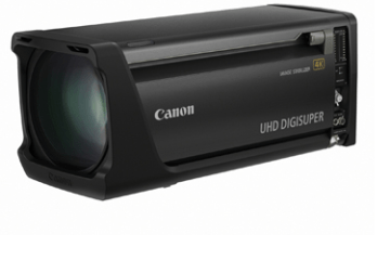 Canon 4K field zoom lens currently under development