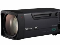 FUJINON UA80x9 4K 80x Zoom Lens with Optical Image Stabilisation for 2/3-inch Broadcast Cameras