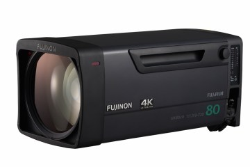 Fujinon 4K Zoom Lens