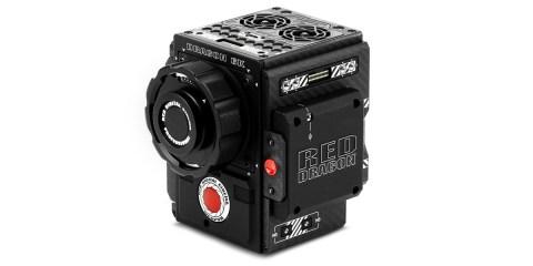 RED Weapon 6K Carbon Fiber