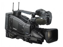Sony PXW-X320 1/2-inch XDCAM Camcorder Records XAVC 100 Mbps With Wireless Options