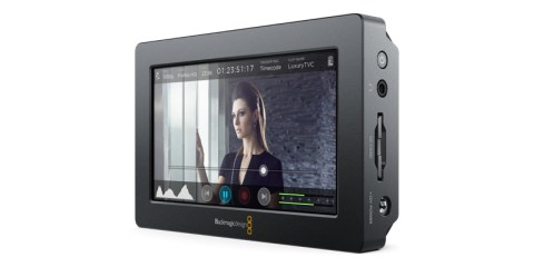 blackmagic video assist right angle