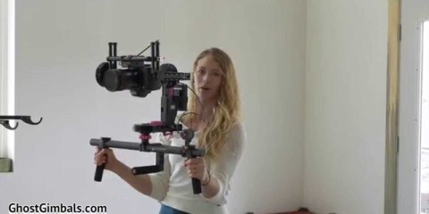 Ghost Gimbals Ghost Pro II and Ghost V3 in Inverted Mode