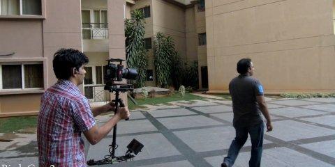 Glidecam meets Varavon BirdyCam2 meets FeiyuTech G3u Gimbal from Vishal Bhogade