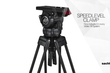 NAB 2015: Sachtler Speedlevel Clamp