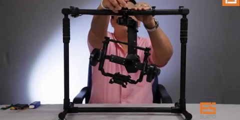 Open Box Look at the DYS FUNN 3 Axis Brushless Gimbal