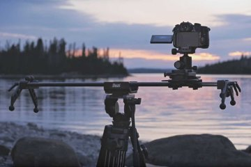 Modo Motion Timelapse For The Duzi Slider from Cinevate