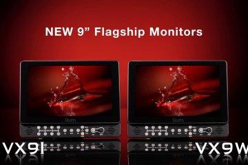 "New Native 1080P 9"" Monitor from ikan"