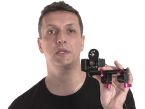 A DIY Electronic Follow Focus Unit For the Sony FS7 Camera from Enrico Arrigoni