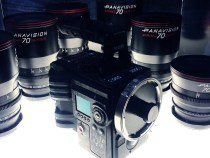 Panavised RED Weapon Camera Showing at Cine Gear Expo