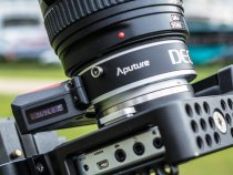 Aputure DEC Review Wireless Follow Focus & Iris Control from Fenchel & Janisch