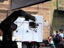 """Cinebot """"Bolt"""" at Cine Gear Expo 2015 from Dave Tavres"""