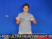 Demo of Atlas 2rod Heavy/Ultra Heavy Combo and Atlas 2rod Ultra Heavyweight