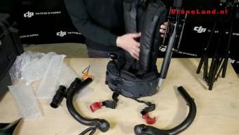 Exoskeleton Unboxing from VideoDrone