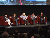 Tomorrowland Film Makers Panel Discussion with Director, Cinematographer, VFX, & Grading