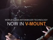 V-Mount Digital Battery Series from Anton Bauer