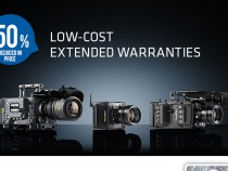 New Low Cost Extended Warranties For ARRI Cameras