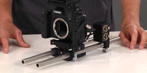 Canon 7D Accessory Kits from Wooden Camera