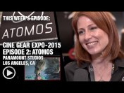 Cine Gear Expo 2015 Episode 2: Atomos from The Intangibles Production Team
