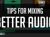 Tips for Mixing Better Audio: SFX, Compression, EQ & More from Casey Faris