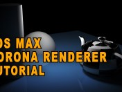 3ds Max Corona Renderer Tutorial from TunnelvizionTV