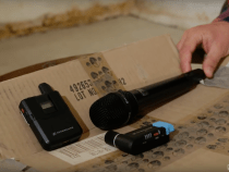 Three Video Tutorials About the Sennheiser AVX wireless Microphone Systems For Cameras