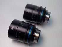 Celere HS Full Frame Prime Lenses
