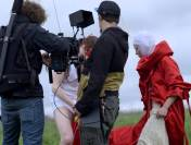 "BTS Wet Red ""Eldorado"" With ARRI AMIRA & ALURA Lightweight Zooms"