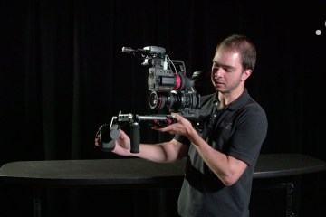 Canon C100 Camera Rigging Options from AbelCine