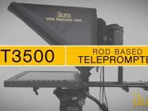 Ikan PT3500 Rod Based Teleprompter