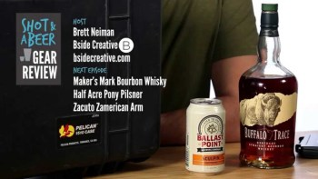 Shot & A Beer Gear Review – Pelican Products Ep. 02 from Thunderlab Digital Media