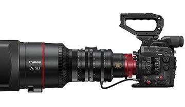 Canon EOS System 8K Camera