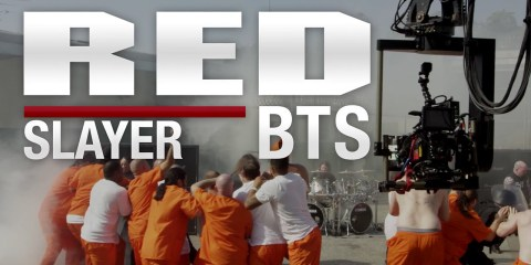 """RED BTS: Slayer """"Repentless"""" Music Video"""
