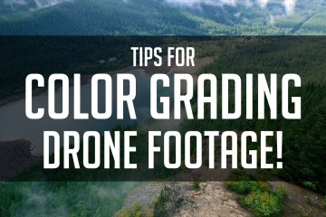 Tips For Color Grading Drone Footage in DaVinci Resolve 12 from Casey Faris