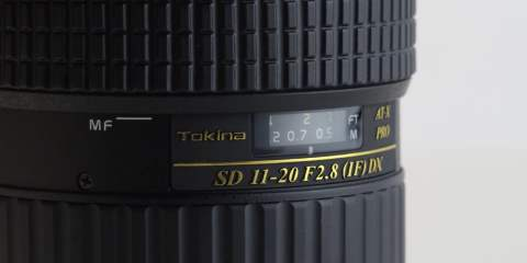 Tokina AT-X 11-20mm F/2.8 PRO DX lens Intro